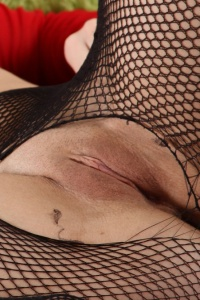 Bri Skies - Fishnets And Wet Pussy - Picture 14