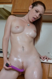 Raine Has An Oil Fetish - Picture 15